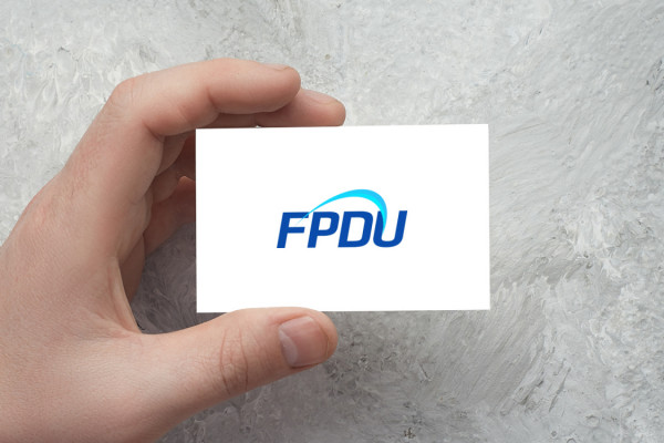 Sample branding #2 for Fpdu