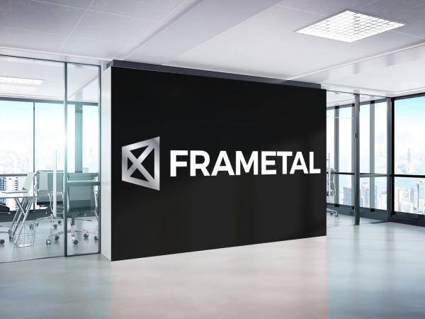 Sample branding #3 for Frametal