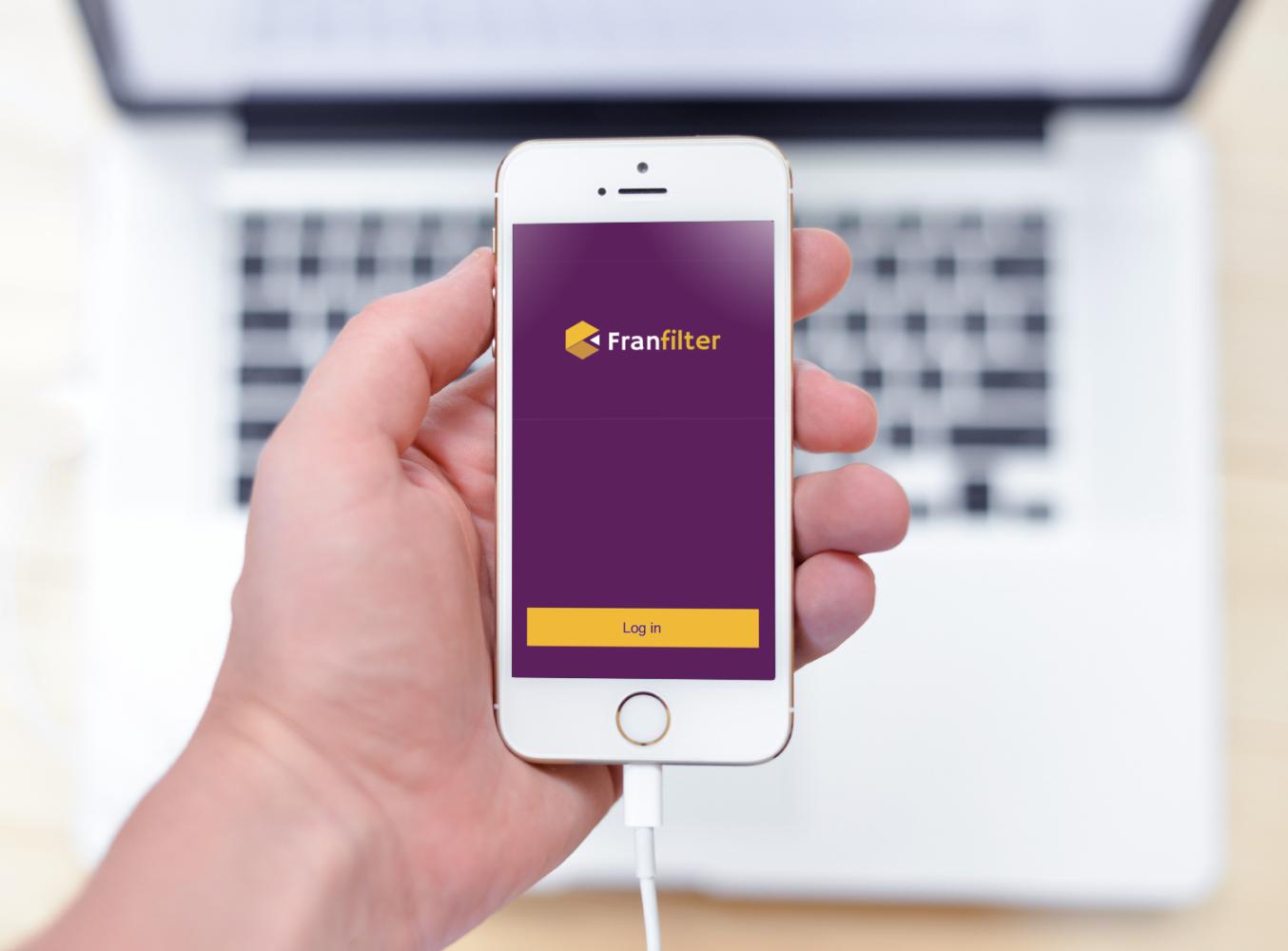 Sample branding #1 for Franfilter