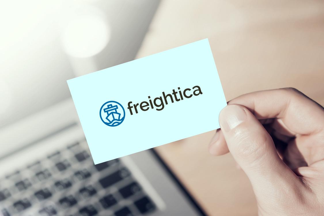 Sample branding #3 for Freightica