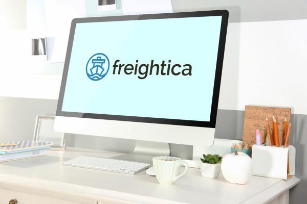 Sample branding #2 for Freightica