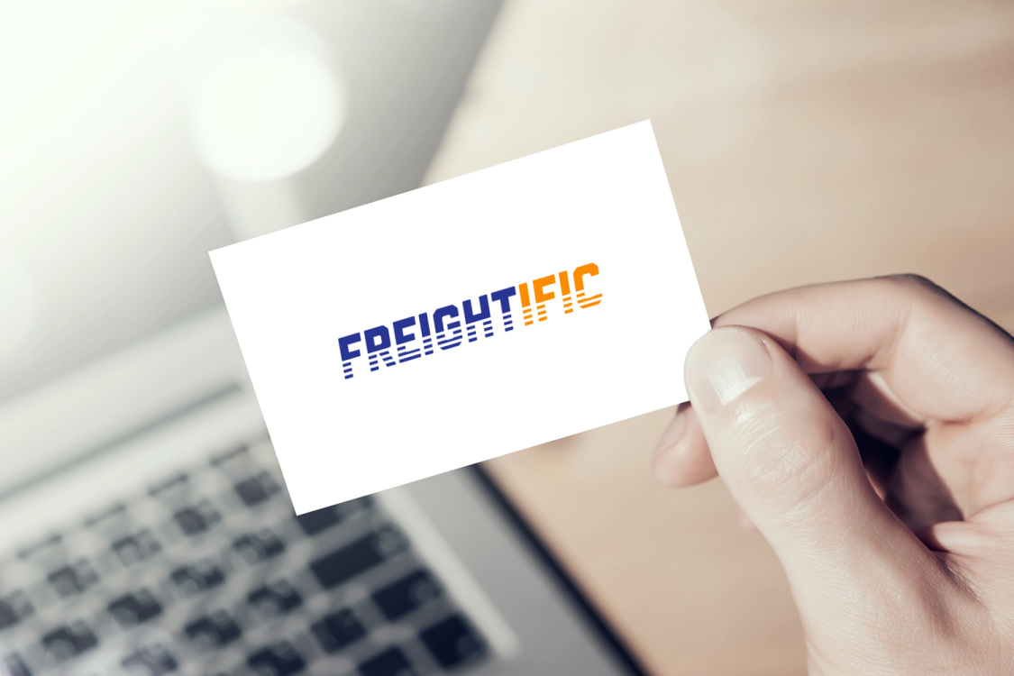 Sample branding #2 for Freightific