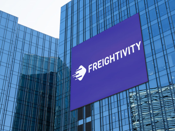 Sample branding #3 for Freightivity