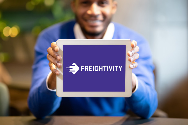 Sample branding #1 for Freightivity