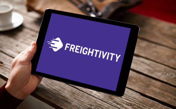 Sample branding #2 for Freightivity
