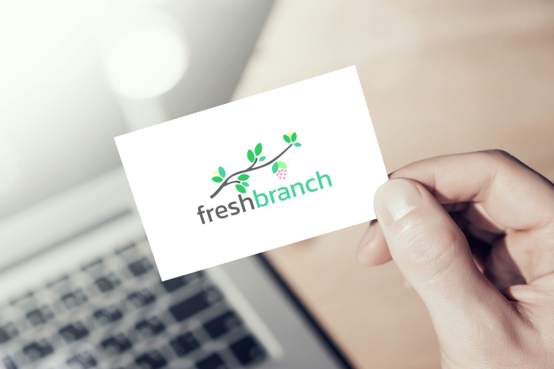 Sample branding #1 for Freshbranch