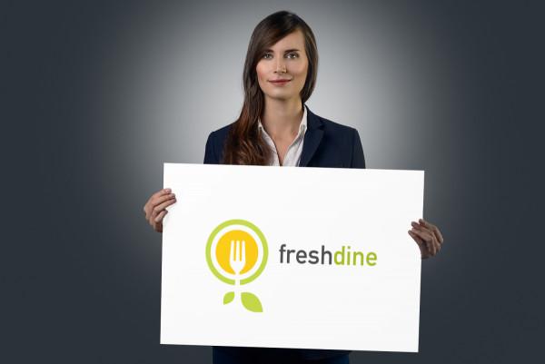 Sample branding #3 for Freshdine