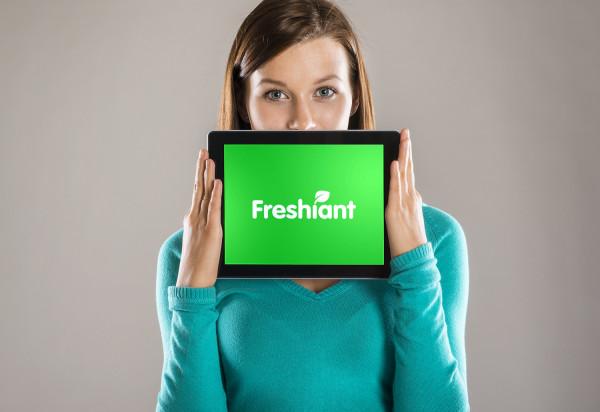 Sample branding #1 for Freshiant