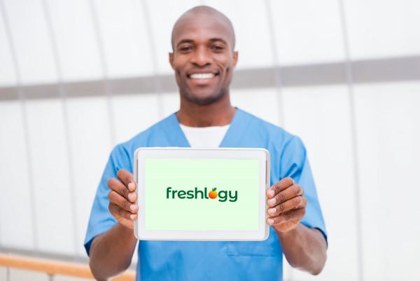 Sample branding #3 for Freshlogy