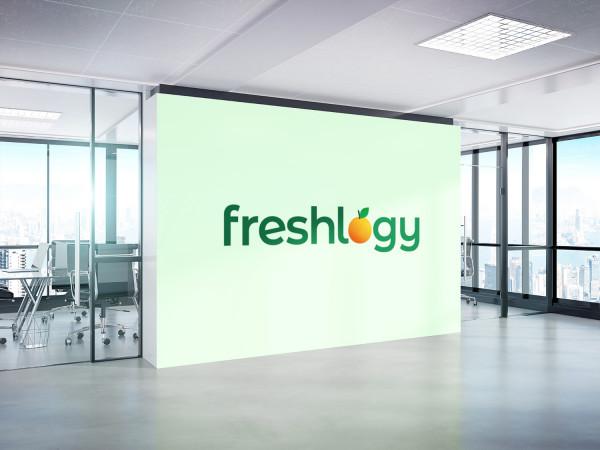 Sample branding #1 for Freshlogy