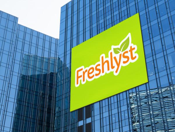 Sample branding #2 for Freshlyst