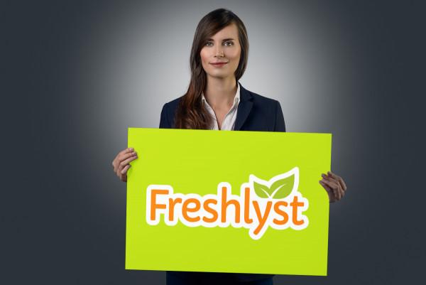 Sample branding #3 for Freshlyst