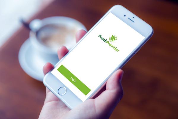 Sample branding #1 for Freshprovider