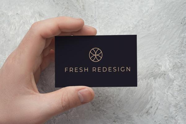 Sample branding #1 for Freshredesign