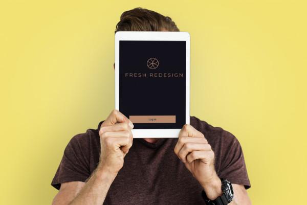 Sample branding #3 for Freshredesign