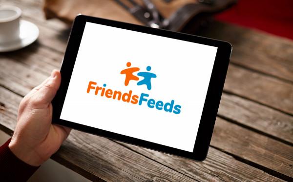 Sample branding #1 for Friendsfeeds