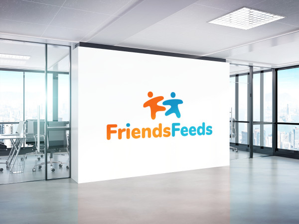 Sample branding #2 for Friendsfeeds