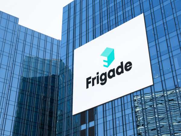 Sample branding #2 for Frigade