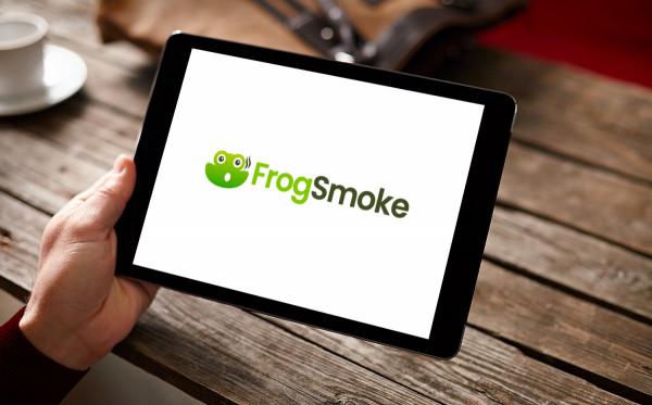 Sample branding #3 for Frogsmoke