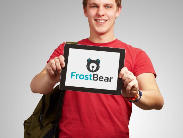 Sample branding #1 for Frostbear