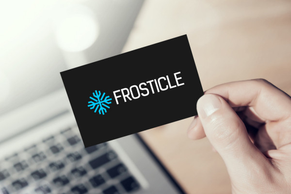 Sample branding #2 for Frosticle