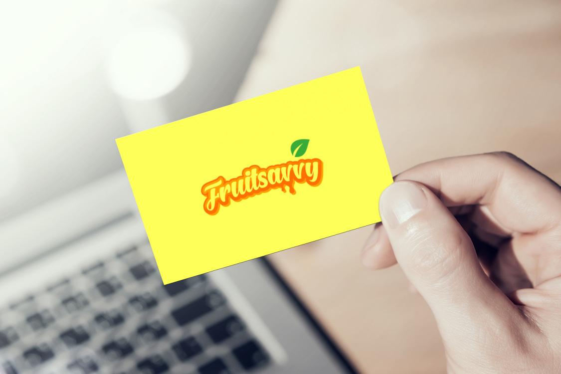Sample branding #1 for Fruitsavvy