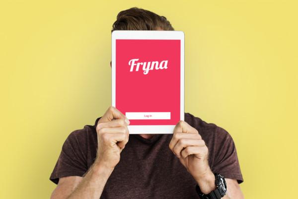 Sample branding #1 for Fryna