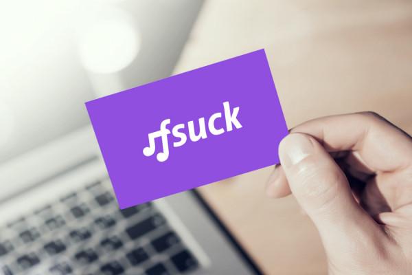 Sample branding #2 for Fsuck