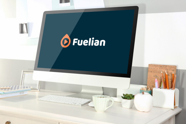Sample branding #1 for Fuelian