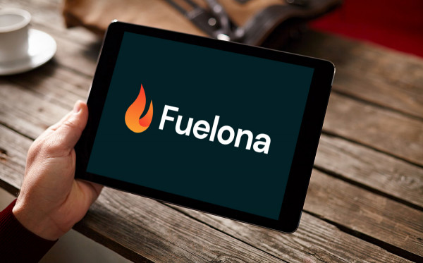 Sample branding #2 for Fuelona