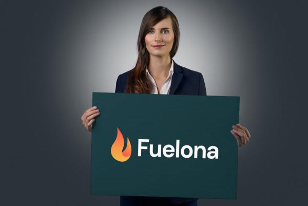Sample branding #1 for Fuelona