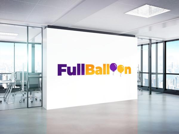 Sample branding #2 for Fullballoon