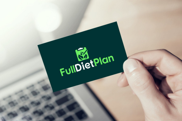 Sample branding #2 for Fulldietplan