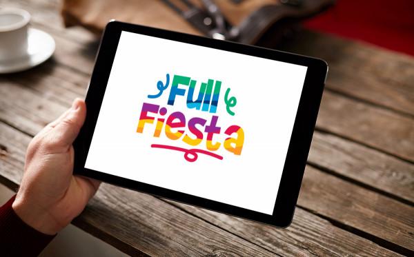 Sample branding #2 for Fullfiesta