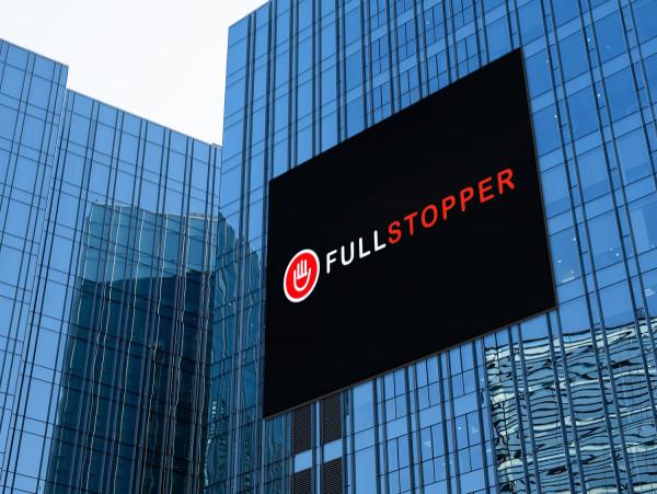 Sample branding #3 for Fullstopper