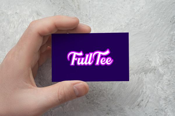 Sample branding #3 for Fulltee