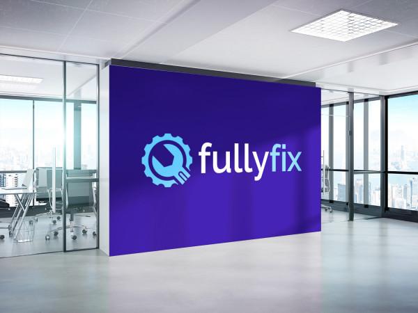 Sample branding #1 for Fullyfix