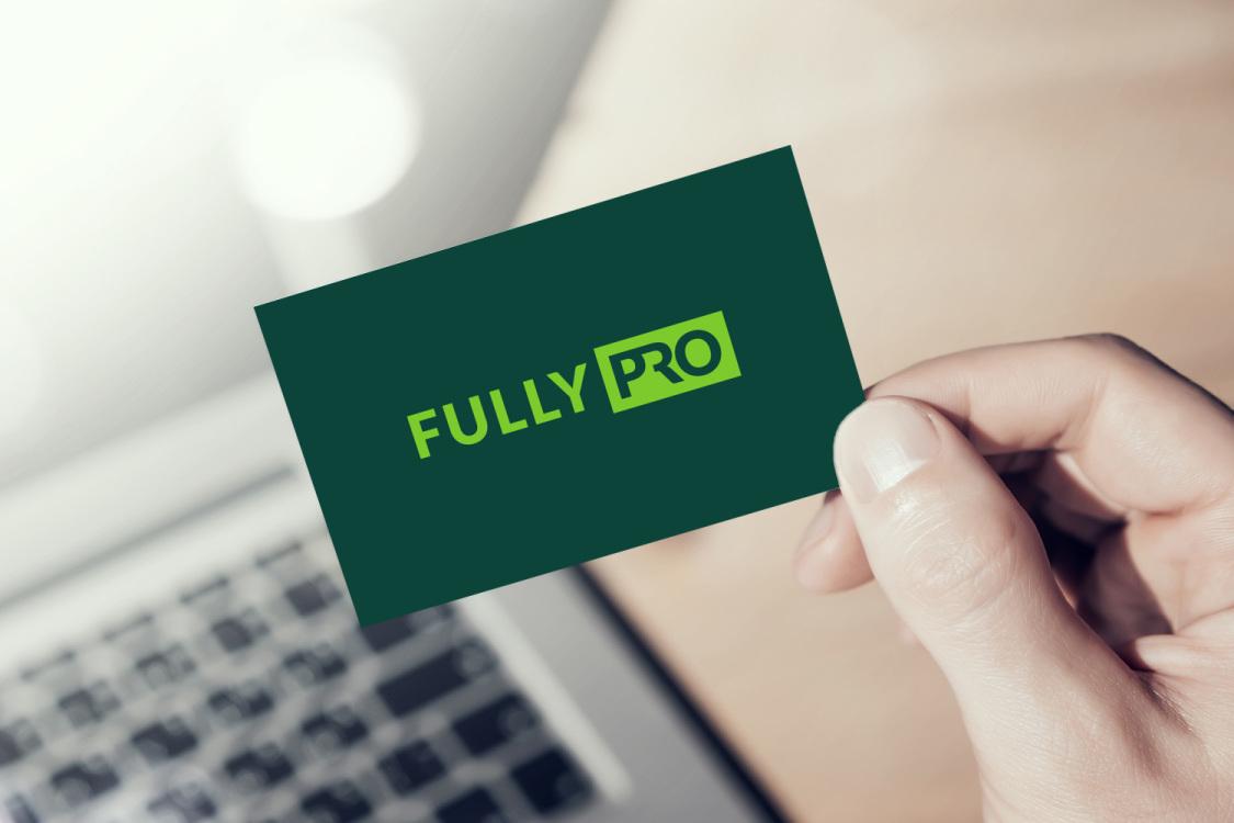 Sample branding #2 for Fullypro