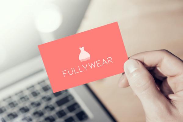 Sample branding #1 for Fullywear