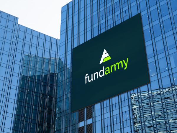 Sample branding #1 for Fundarmy
