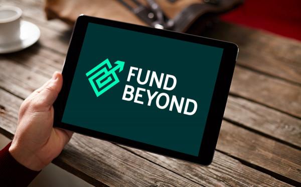 Sample branding #1 for Fundbeyond