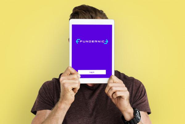 Sample branding #2 for Fundernic