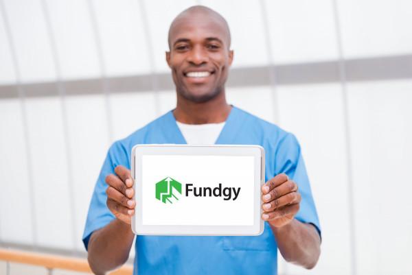 Sample branding #1 for Fundgy