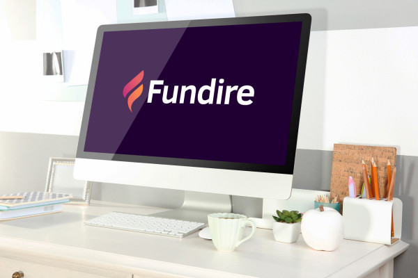 Sample branding #3 for Fundire