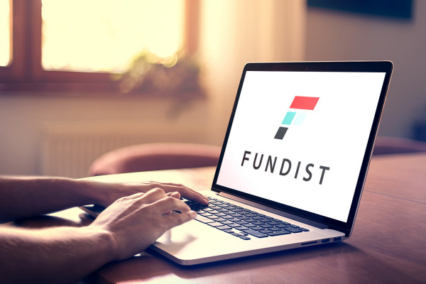 Sample branding #2 for Fundist