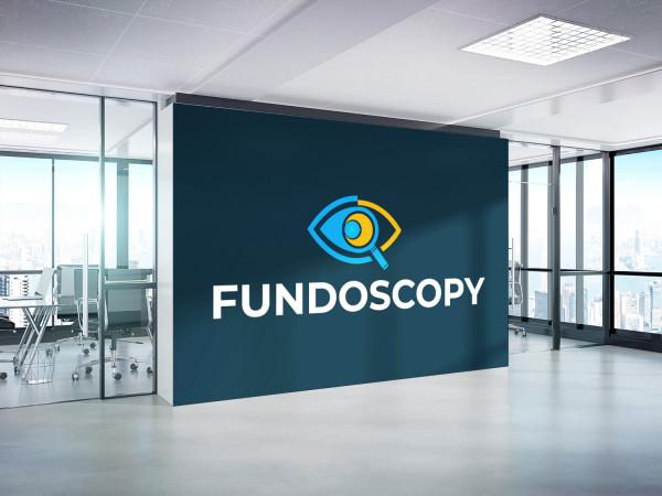 Sample branding #2 for Fundoscopy