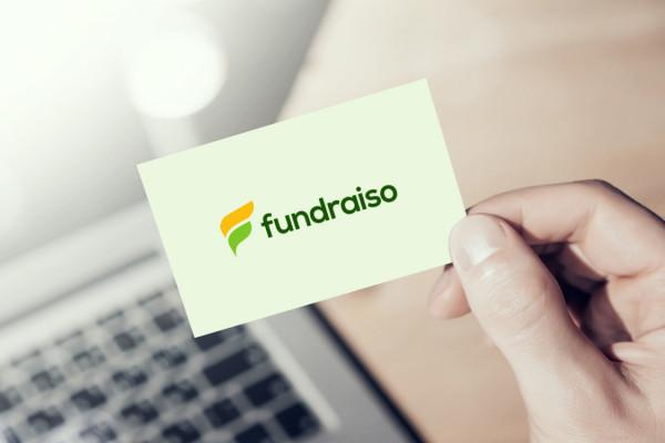 Sample branding #2 for Fundraiso