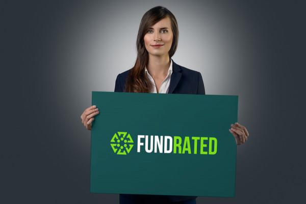 Sample branding #2 for Fundrated