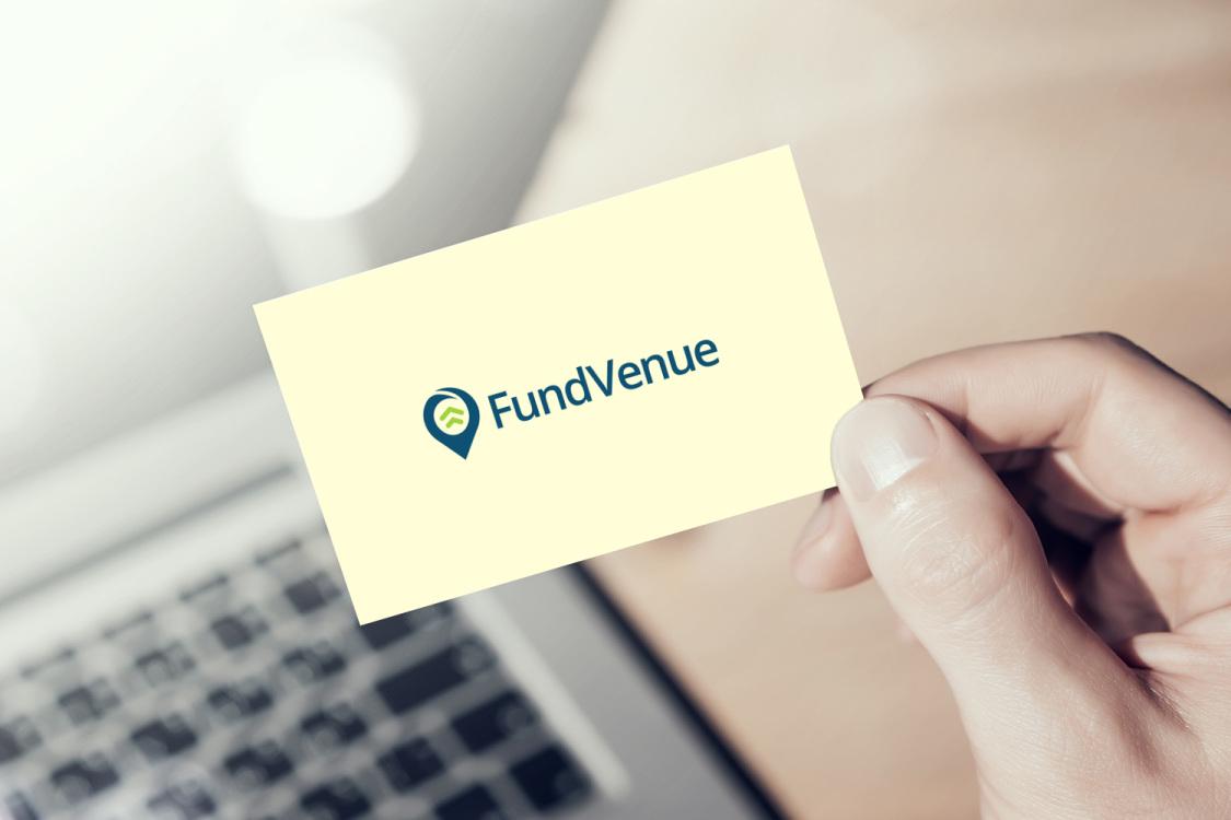 Sample branding #2 for Fundvenue