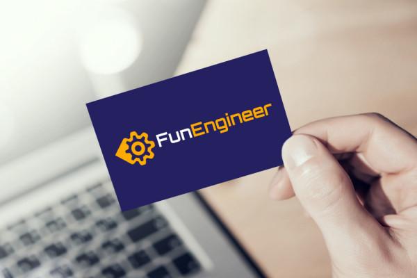 Sample branding #1 for Funengineer